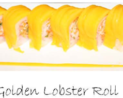 Golden Lobster Roll