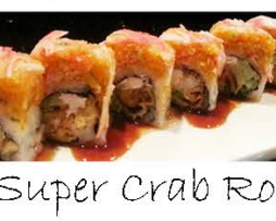 Super Crab Roll