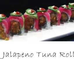 Jalepeno Tuna Roll