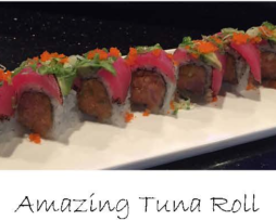 Amazing Tuna Roll